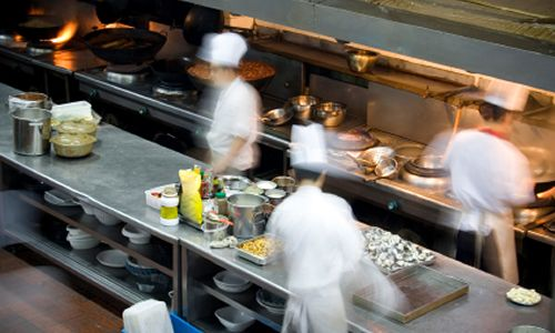 Restaurant Jobs More than 9 Percent Above Previous Cyclical High