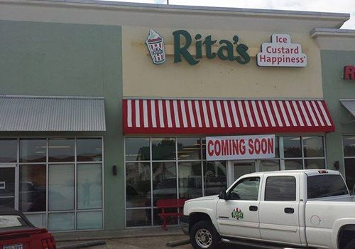 Rita's Italian Ice Awards Area Development Agreement to Alabama Veterans
