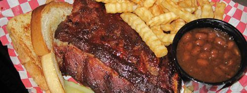"""Bang Good"" BBQ is offered at SharpShooter Pit and Grill in St. Louis"