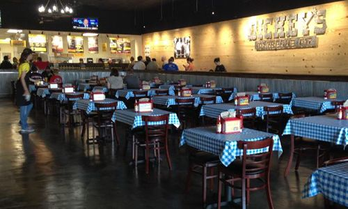 Three-Day Party at the New Dickey's Barbecue in Richland
