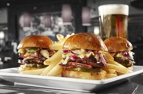 Bar Louie Launches New Menu with Limited Additions Selections