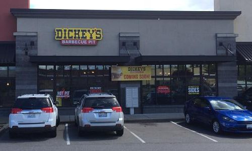 Dickey's Barbecue Pit Kicks off New Tacoma Location with Three-Day Party