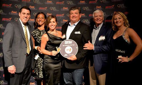 JJ's Red Hots Honored by Fast Casual as One of 2014's Top 100 Movers & Shakers