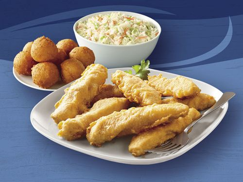 Long John Silver's Gives Pots & Pans a Night Off With $10 Chicken Family Pack