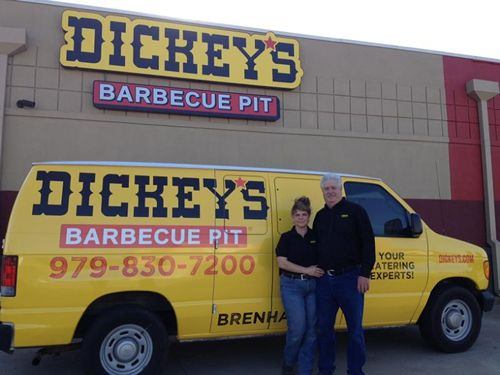 New Dickey's Barbecue Pit Hosts 3-Day Grand Opening in Brenham