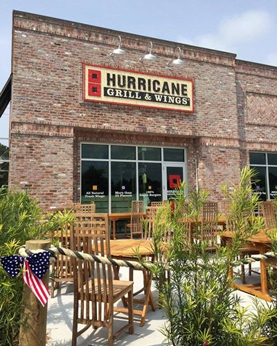 Hurricane Grill And Wings Fleming Island Florida