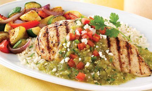 Calories In Mexican Restaurant Chicken Tostada