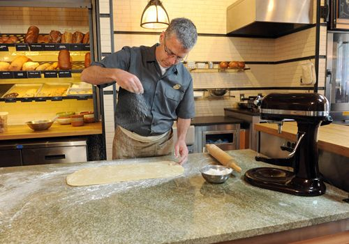 Panera Bread Reveals Test Bakery