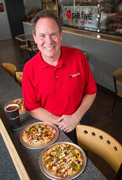 Pie Five Pizza Stands Out Among Innovators in Fast Casual Rankings