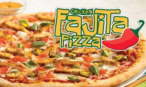 Pizza Boli's Debuts New Chicken Fajita Pizza