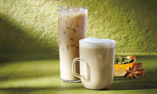 Starbucks Celebrates Mother's Day with a Buy One Get One Teavana Oprah Chai Tea Latte