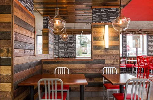 Enhanced Remodel Financing Solutions For Arby's Franchisees