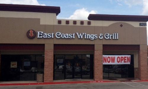 East Coast Wings & Grill Heats Things Up in Selma with Newest Restaurant