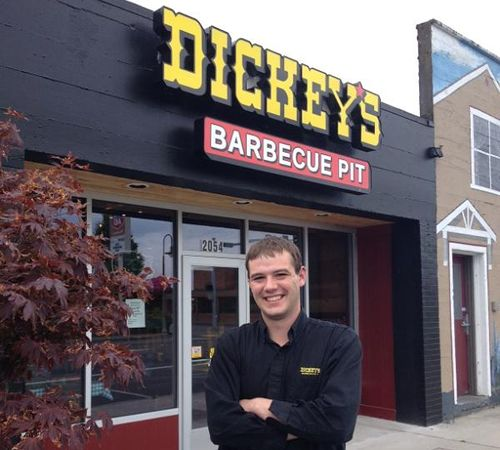 Grandmother Partners with Grandson to Open Dickey's Barbecue Pit in Ferndale