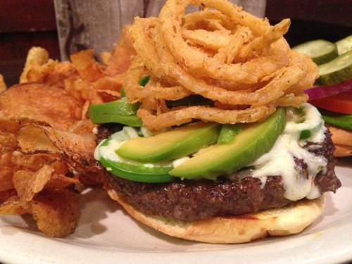 Dallas Steakhouse Adds New Burgers Suggested by Facebook Fans