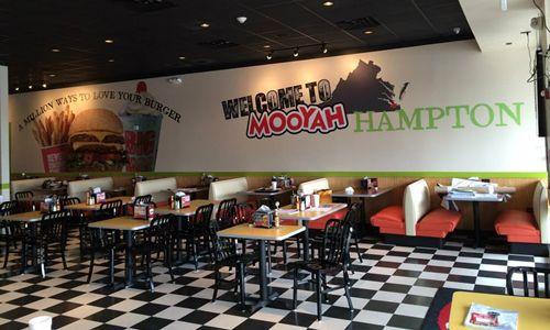 MOOYAH Burgers, Fries & Shakes Keeps Grilling; Opens Doors in Hampton