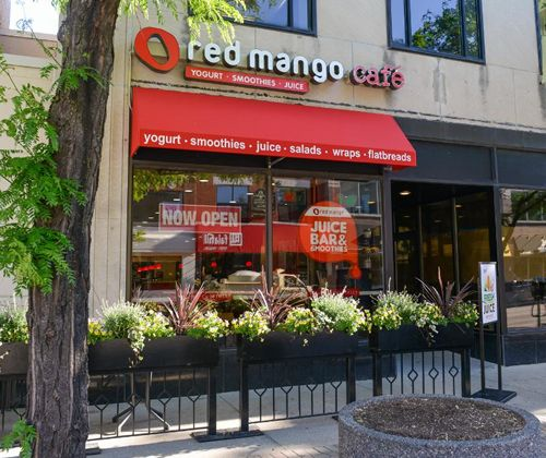 Red Mango Celebrates 300th Location With Debut of Red Mango Yogurt Cafe & Juice Bar in Oak Park, IL