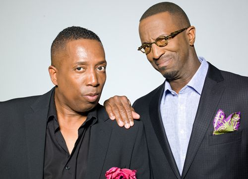 Rickey Smiley Morning Show Pours On the Love for Skimpy Mixers