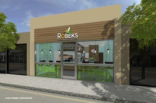 Robeks Smoothie and Juice Franchise Continues Growth Spurt