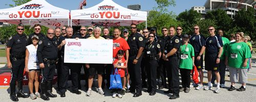 Shoney's Set For 6th Annual Shoney's 5K Family Fun Run & Walk on June 21st at LP Field