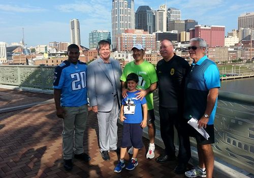 Shoney's 6th Annual 5K Family Fun Raises $20,000 for the Nashville Police Support Fund