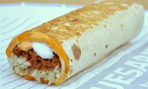 Taco Bell Introduces Quesarito to Food Fans Nationwide