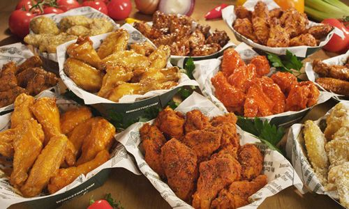 Wingstop Opens in Indonesia