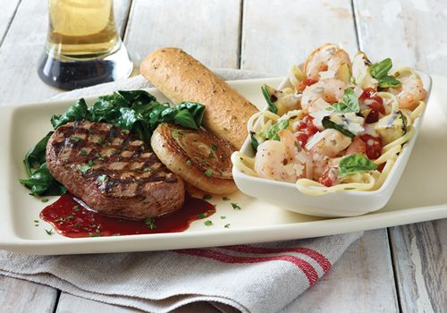 Applebee's Brings Back Take Two Menu for Those Who Can't Choose