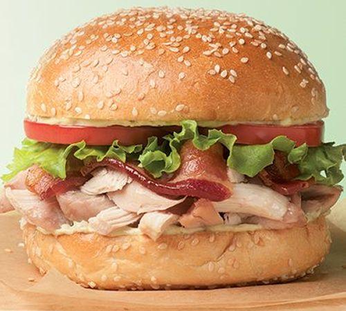 Boston Market Enters 'Burger Wars' with New BLT Rotisserie Chicken Burger