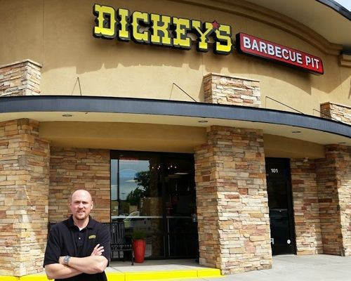 Family Friendly Dickey's Barbecue Pit Expands in Colorado with New Castle Rock Restaurant