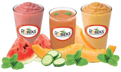 Fresh Juices and Smoothies Franchise Debuts Seasonal Menu Featuring Fresh Melon and Mint