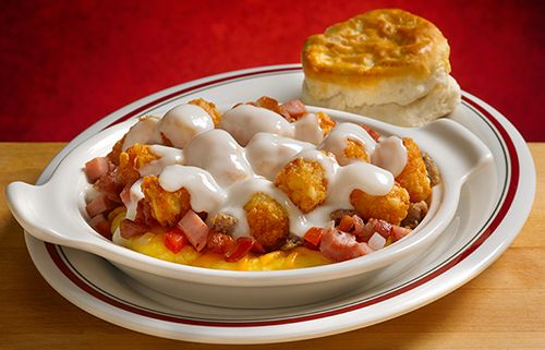 Huddle House Gets Creative with Tater Tots, Launches 'Hot Tots!' Dishes in July