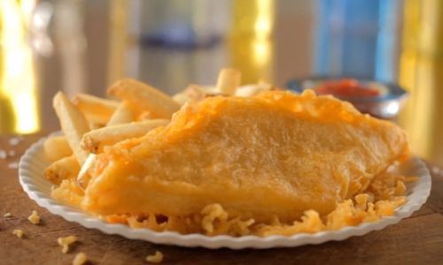 Long John Silver's Celebrates 45 Years With Free Fish Fry