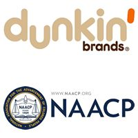 NAACP Announces Partnership With Dunkin' Brands