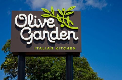 Olive Garden Continues Brand Renaissance With National Remodel Program & Online To Go