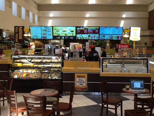 Southland Center Mall Now Serving Up Smiles With Nestlé Toll House Café by Chip