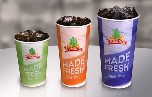TacoTime Updates Store Design, Packaging And Adds Popular Menu Items For New Branding Launch