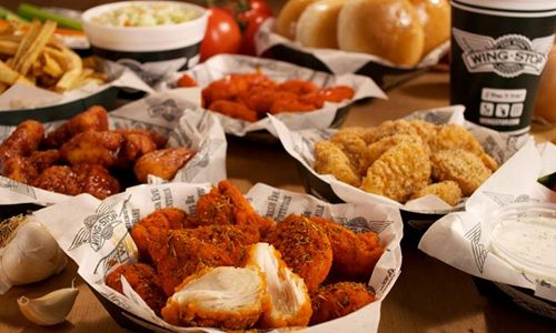 Wingstop Sports Lands in South Gate, California