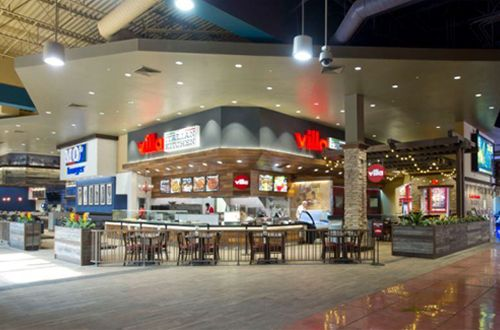 Italian Restaurant At Sawgrass Mills Mall