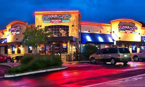 "Arooga's Grille House & Sports Bar Wins ""Simply The Best"" Awards for Best Sports Bar and Best Wings"