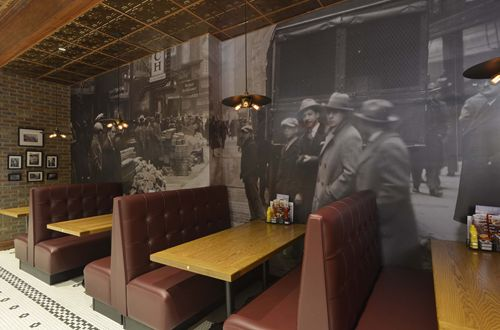 Denny's Comes To The Big Apple