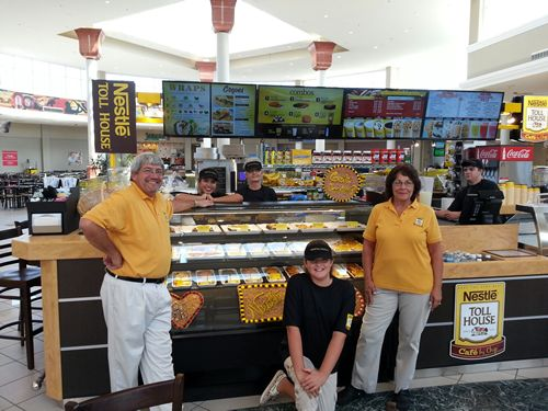 Nestlé Toll House Café by Chip Makes Arkansas Debut in The Mall at Turtle Creek