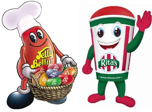 Rita's Italian Ice Introduces Jelly Belly Bean Branded Italian Ice Flavors