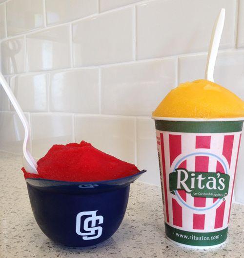 Rita's Italian Ice Scooping Soon at Petco Park