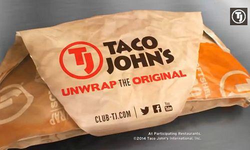 Taco John's Launches Rebranding Campaign
