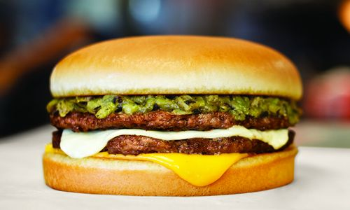 Whataburger Brings Back Green Chile Double Burger to Texas, Oklahoma