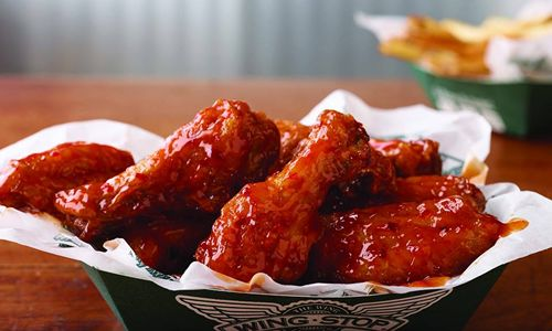 Wingstop to Host 'Take 5' Event in Aurora With Free Wings