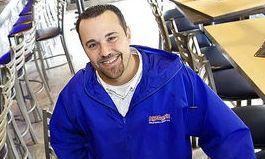 Arooga's President Gary Huether, Jr. Named One of Central Penn Business Journal's Forty Under 40