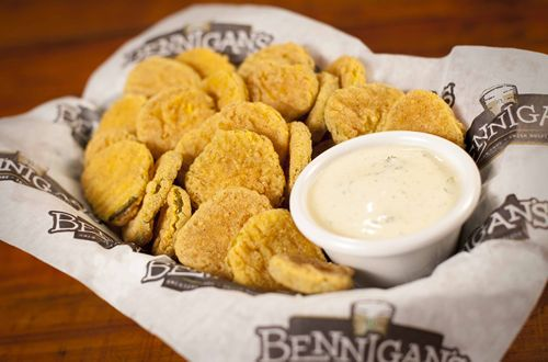 Bennigan's Says It's 'Halfway to St. Paddy's…Party Time!'