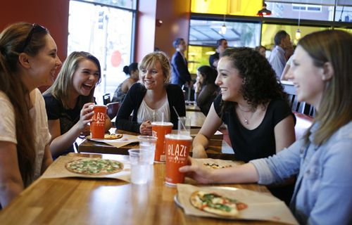 Blaze Fast-Fire'd Pizza Expands To Three San Diego Area Restaurants